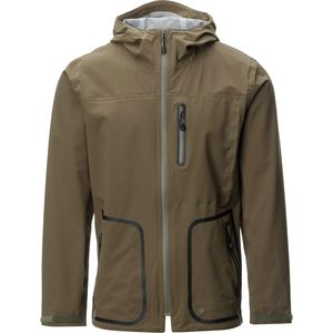 Snow Peak Fire Resistant 3L Rain Jacket - Men's