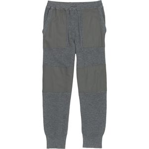 Snow Peak Wool Knit Pant - Men's