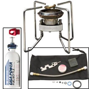 photo: Snow Peak White Gas Stove Regular liquid fuel stove