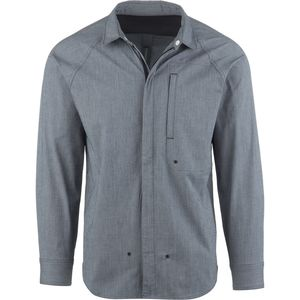 Snow Peak Quick Dry Power Stretch Shirt - Long-Sleeve - Men's