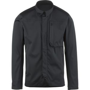 Snow Peak 3L Soft Shell Shirt - Long-Sleeve - Men's