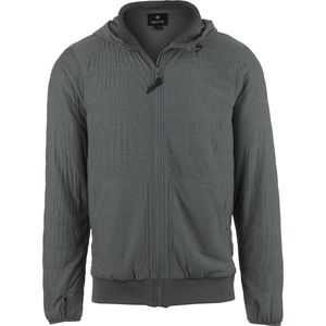 Snow Peak Flexible Insulated Full-Zip Hoodie - Men's
