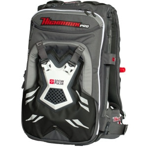Snowpulse Highmark Pro Protection Airbag System Backpack - 1342cu in