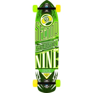 Sector 9 Skateboards Carbon Flight Longboard