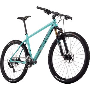 Santa Cruz Bicycles Highball Carbon CC XT Complete Mountain Bike 27.5in - 2015