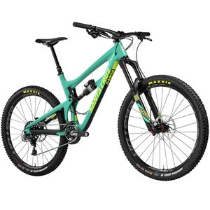 Santa Cruz Bicycles Nomad Carbon CC X01 Complete Mountain Bike - 2016