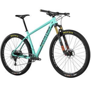 Santa Cruz Bicycles Highball 29 Carbon CC XTR Complete Mountain Bike - 2016