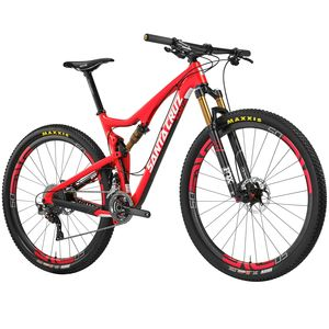 Tallboy Carbon CC X01 Complete Mountain Bike - 2016