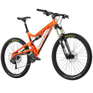 Santa Cruz Bicycles Heckler R Complete Mountain Bike - 2016