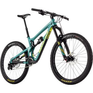Santa Cruz Bicycles Nomad Carbon S Complete Mountain Bike - 2016