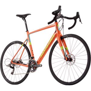 Santa Cruz Bicycles Stigmata Carbon CC Red Complete Cyclocross Bike - 2016