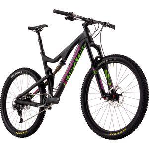 Santa Cruz Bicycles Bronson Carbon CC XX1 Complete Mountain Bike – 2015