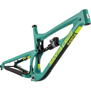 Santa Cruz Bicycles Nomad Carbon CC Monarch Plus Mountain Bike Frame - 2017