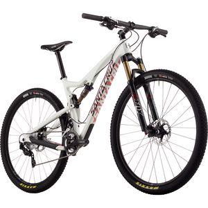 Santa Cruz Bicycles Tallboy Carbon CC XT Complete Mountain Bike – 2015
