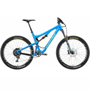 Santa Cruz Bicycles 5010 2.0 Carbon CC X01 Complete Mountain Bike - 2016