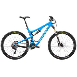 Santa Cruz Bicycles 5010 2.0 Carbon R Complete Mountain Bike - 2016