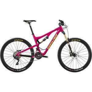 Santa Cruz Bicycles Bronson 2.0 Carbon R Complete Mountain Bike - 2016