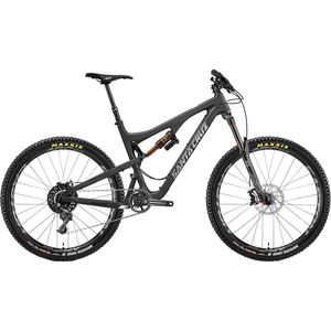 Santa Cruz Bicycles Bronson 2.0 Carbon CC X01 Complete Mountain Bike - 2016