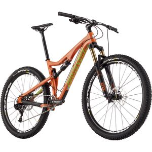 5010 Carbon GX Complete Mountain Bike - 2015