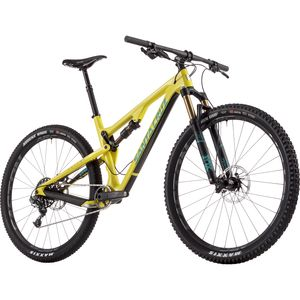 Santa Cruz Bicycles Tallboy Carbon CC 29 XX1 Complete Mountain Bike - 2017