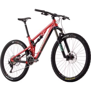 Santa Cruz Bicycles 5010 2.0 R2 Complete Mountain Bike - 2017