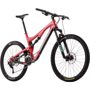 Santa Cruz Bicycles 5010 2.0 Carbon R2 Complete Mountain Bike - 2017 Reviews