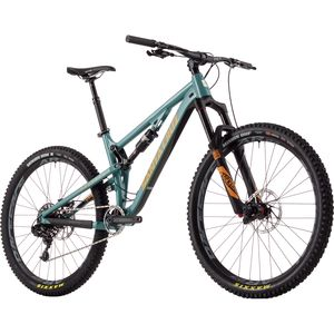 Santa Cruz Bicycles Bronson 2.0 S Complete Mountain Bike - 2017