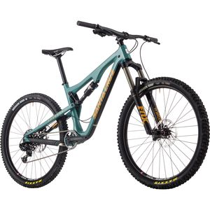 Santa Cruz Bicycles Bronson 2.0 Carbon R1 Complete Mountain Bike - 2017 Cheap