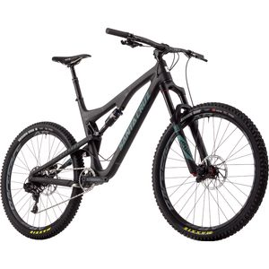 Santa Cruz Bicycles Bronson 2.0 Carbon S Complete Mountain Bike - 2017 Compare Price