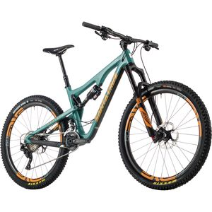 Santa Cruz Bicycles Bronson 2.0 Carbon CC XT ENVE Complete Mountain Bike - 2017