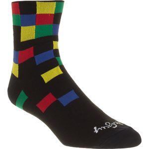 SockGuy Champ 3in Socks