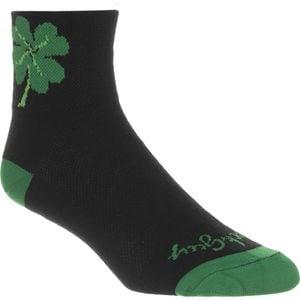 SockGuy Lucky Black 3in Socks