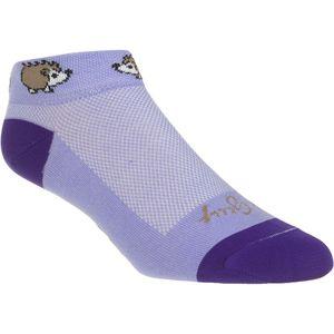 SockGuy Porcupine 1in Socks - Women's