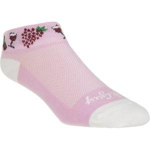 SockGuy Vino 1in Socks - Women's