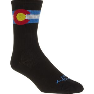 SockGuy SGX6 Colorado Socks Top Reviews