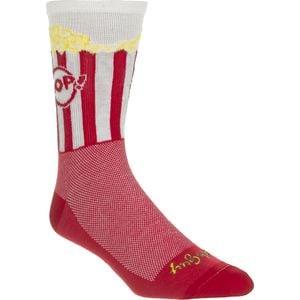 SockGuy Popcorn 6in Socks Best Price