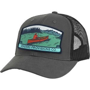 Sendero Provisions Co. Paddler Trucker Hat