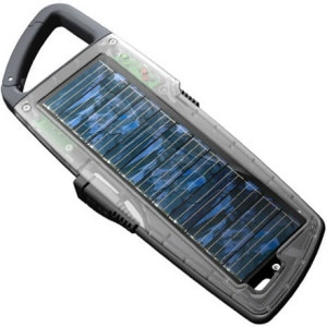 photo: Solio Hybrid 1000 solar charger