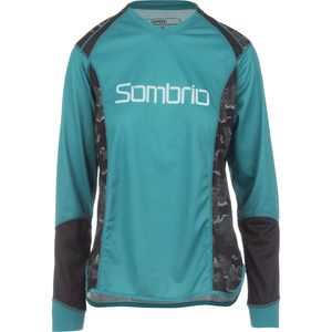 Sombrio Burst Jersey - Long-Sleeve - Women's