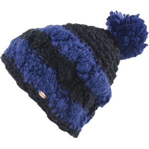 Spacecraft Ella Stripe Pom Beanie - Women's