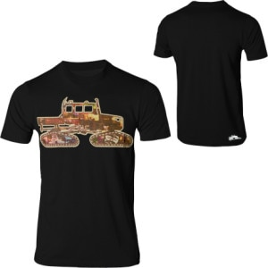 Spacecraft Catopolis T-Shirt - Short-Sleeve - Mens