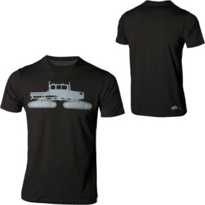Spacecraft Cat T-Shirt - Short-Sleeve - Mens