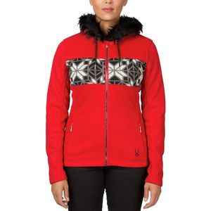 Spyder Soiree Hooded Core Sweater - Women's