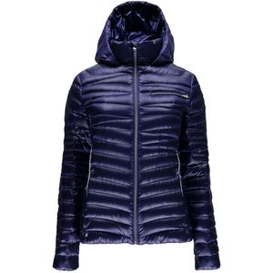Spyder Timeless Hooded Down Jacket - Women's