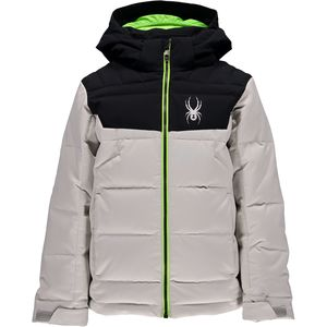 Spyder Clutch Down Jacket - Boys'