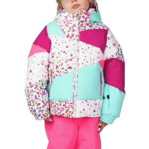 Spyder Bitsy Duffy Puff Jacket - Toddler Girls'