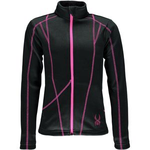 Spyder Trio Fleece Jacket - Girls'