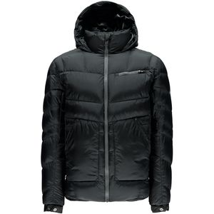 Spyder Stance Hooded Down Jacket - Men's
