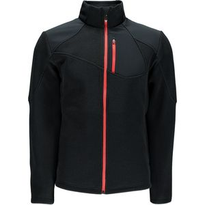 Spyder Linear Full-Zip Midweight Core Sweater - Men's