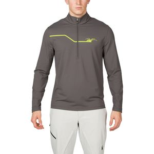 Spyder Commander Therma Stretch Zip-Neck Top - Men's